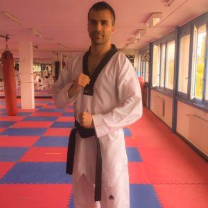 stage taekwondo @ MJC GEX salle de danse