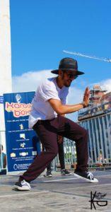 Stage danse hip hop @ MJC GEX salle de danse