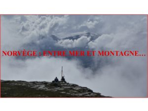 """Exposé : """"La Scandinavie - entre mer et montagne"""""""