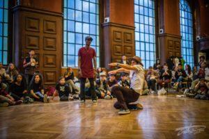 Spectacle de danse hip hop @ Salle des fête de Versonnex (salle Pierre Jaques)
